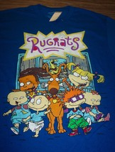 VINTAGE STYLE Nickelodeon RUGRATS T-Shirt 1990's MENS LARGE NEW w/ TAG C... - $19.80