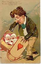 Howling little Darlings Paul Finkenrath of Berlin Post Card - $7.00
