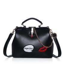 2017 Fashion Women's Handbag Chains Crossbody Bag Lipstick Women Shoulder Bags L - $36.27