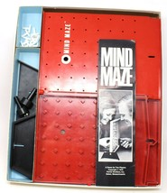 Vintage 1970 Mind Maze Strategy Game by Parker Brothers  - $12.74