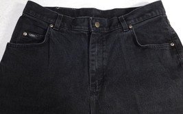 Lee Original Women's Black Denim Jeans