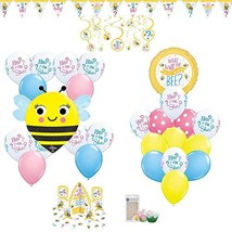 Party Decoration Kit :: Amscan What Will it Bee Gender Reveal Party Supplies - $83.37