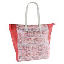 Clinique Coral/Pink Big Tote Beach Bag - $12.00