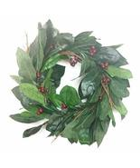 Home For ALL The Holidays 12 Inch Candle Ring/Wreath - $24.75