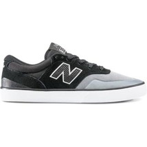 MENS NEW BALANCE NUMERIC 358 ARTO SKATEBOARDING SHOES NIB GUNMETAL BLACK... - $59.49