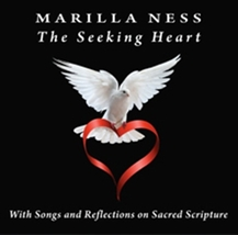 THE SEEKING HEART-2 CD by Marilla Ness