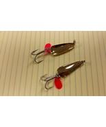 Big Fish Tackle Company's Spirit Spoon 1/8 oz - 24k gold - Lot of 3 (BFP) - $10.00