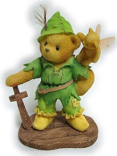 "Primary image for ""Brett.... Come to Neverland With Me"" by Enesco Cherished Teddies"