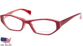 NEW PRODESIGN DENMARK 4675 1 c.4022 RED EYEGLASSES FRAME 52-17-140 B31mm... - $94.04