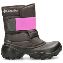 Columbia Snow boots Dark Grey, BY1203090 - $131.67