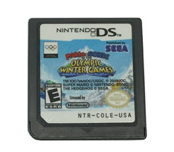 Nintendo Game Mario & sonic olympic winter games - $14.99