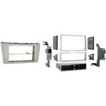 Metra 99-8218 2007-2011 Toyota Camry/Camry Hybrid Single- or Double-DIN ... - $54.43