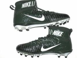 Nike Lunarbeast Football Cleats - Green/Black Men's 14 - $43.56
