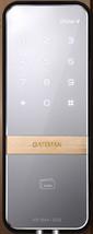 Gateman Shine V Digital Door lock Scan type keys fingerprint One Touch Doorlock image 2