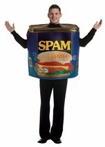 Spam Costume Adult Food Halloween Party Unique Cheap GC7141 - $54.99