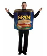 Spam Costume Adult Food Halloween Party Unique Cheap GC7141 - £40.74 GBP