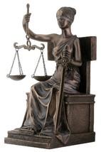 YTC Summit Seated Justice Figurine - $43.55
