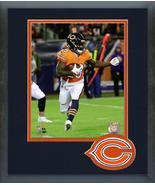 Tarik Cohen 2018 Chicago Bears Star -11x14 Team Logo Matted/Framed Photo - $43.55