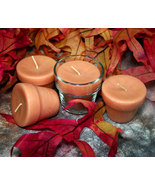 Warm Cider Circle E 4 oz. Jumbo Votive Candle Set - $14.95
