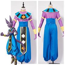 Dragonball S Dragon Ball Super God of Destruction Beerus Cosplay Costume... - $65.99+