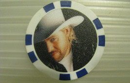 origional Toby Keith's 2006 I love This Bar and Grill poker chip Token blue - $4.94