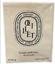 DIPTYQUE-OEILLET-Carnation-6.5 oz NIB! Very Hard to Find-Discontinued - $99.95