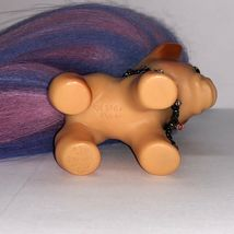 VINTAGE DAM HORSE TROLL ~ FRESH FROM THE TROLL SPA ~ NEW HAIR AND SPARKLE EYES! image 5