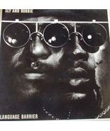 Sly and Robbie  LANGUAGE BARRIER  Island Record... - $11.99