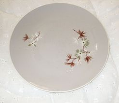 "Two Royal Doulton SALAD PLATES 8 1/4"" Frost Pine - $9.99"