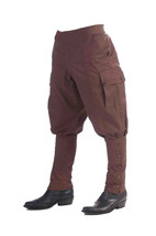Steampunk Pants Men's Brown Costume Accessory 68892 - $23.88