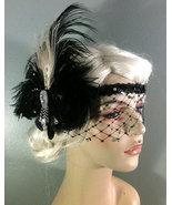 Art Deco Headband, Flapper Costume,1920s Head Piece, Flapper headband - $85.00