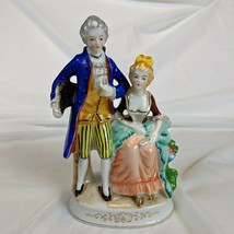 Vintage Colonial Couple Figurine Made in Occupied Japan - $19.99