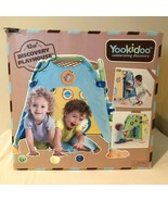 Yookidoo Discovery Playhouse Activity Center Play Tent Kids Children Toy Folds - $49.99