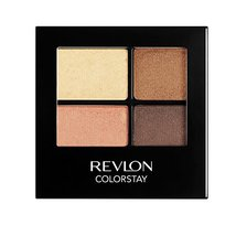 Revlon ColorStay Eye Shadow Quad Brazen 520  - $10.99
