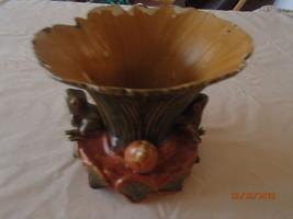 Vintage Frog Vase ~ Unusual - $10.39