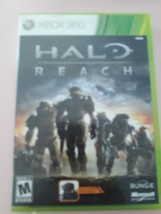 Halo: Reach (Xbox 360, 2010) Used Tested Works with Booklet - $11.98
