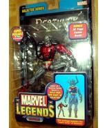 Marvel Legends Series 9 Deathlok Figure - Toy Biz Build A Figure Galactu... - $39.95