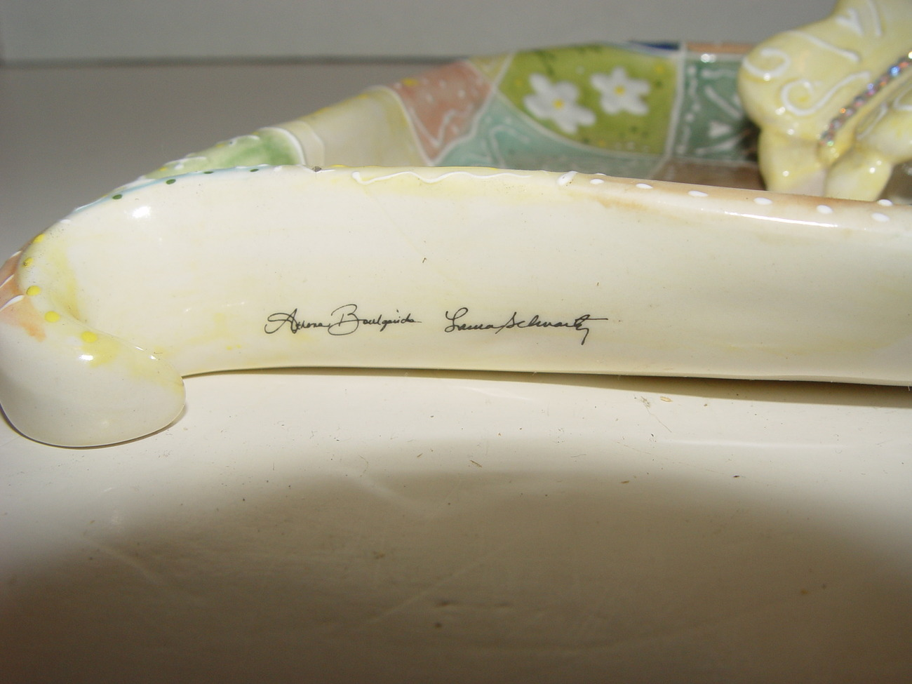 KOKO Originals Butterfly Ceramic (Signed byOriginal Founders) 2002