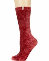 UGG Leda Cozy Autumn Women's Crew Fuzzy Socks 1105572 - $16.95