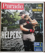 A Nation of Helpers, Bruno Mars, Dave Franco @PARADE Las Vegas Mag Nov 2017 - $3.95