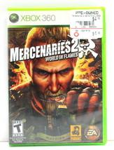 Microsoft Game Mercenaries 2 - $6.99
