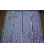 Vintage - Table Cloth - $15.00