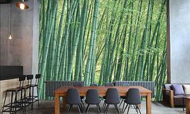 3D Grün, Schön und bambus 435 Fototapeten Wandbild Fototapete BildTapete Familie - $51.18+