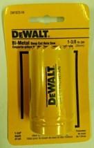 """DeWalt DW1833 1-3/8"""" Bi-Metal Deep Cut Hole Saw - $2.97"""