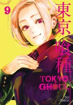 TOKYO GHOUL GN VOL 09 MANGA 10/19/2016 English Hot!!! Will Sellout! - $12.99