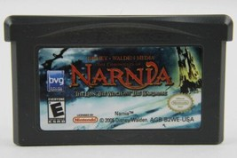 The Chronicles of Narnia: Lion Witch Wardrobe (Nintendo Game Boy Advance... - $5.93