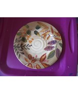Home Trends Shadowwood salad plate 2 available - $4.75