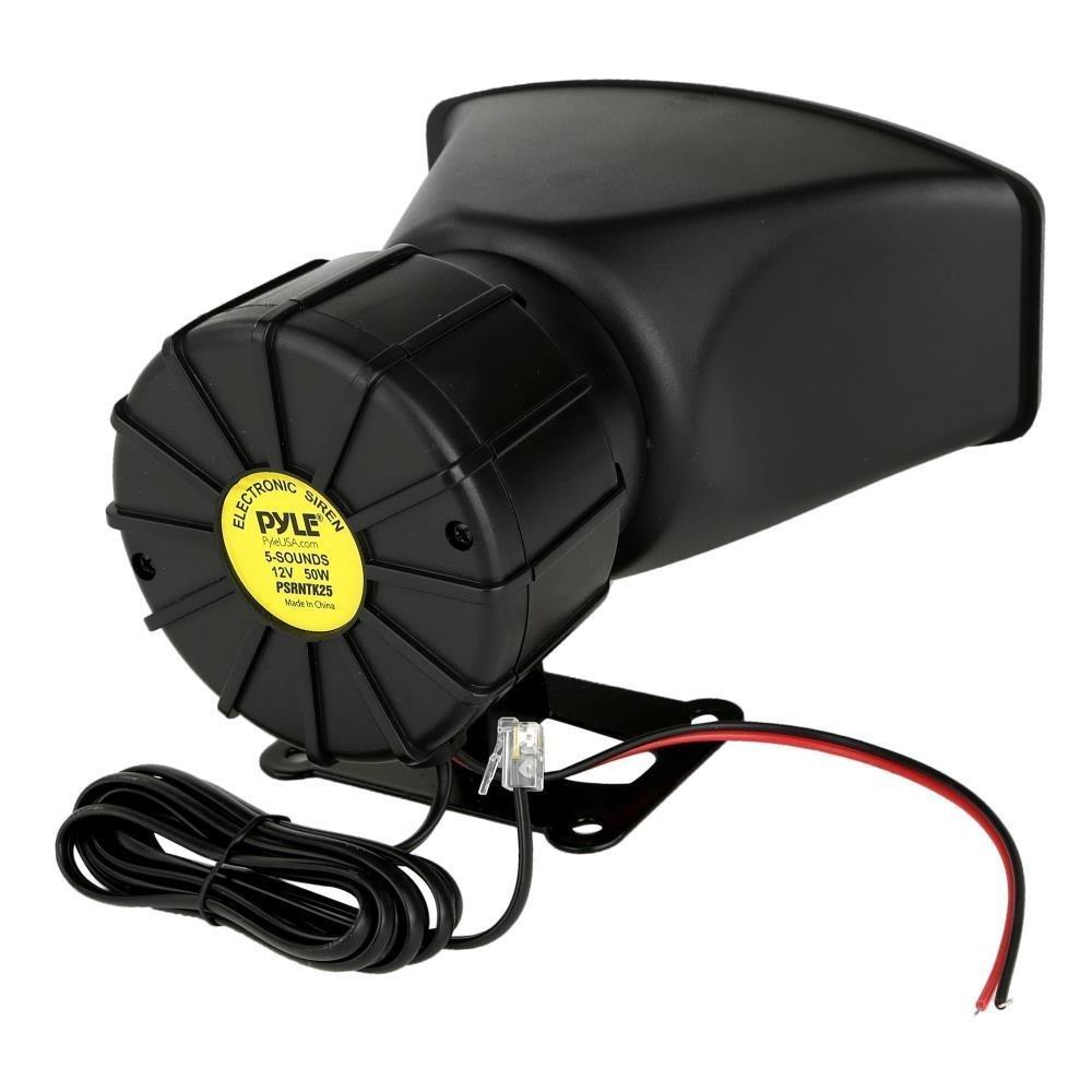 Emergency Siren, Pyle Psrntk25 6-tone 30w and similar items