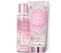 Victoria's Secret Pure Seduction Frosted Lotion + Fragrance Mist Duo Set - $35.23