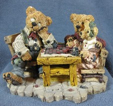 Boyds Bearstone Sunday Afternoon #2281 Grenville Matthew Bailey 1994 Retired - $12.97
